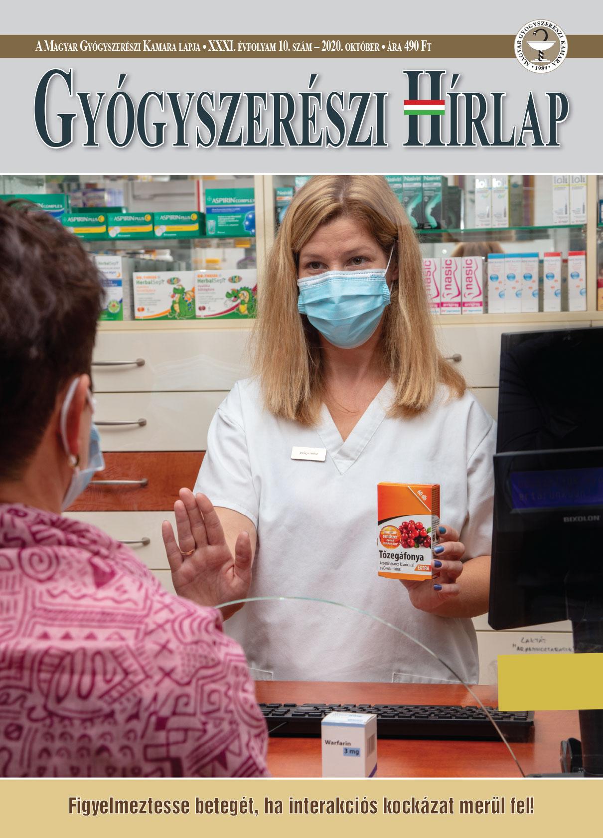 Gyógyszerészi Hírlap