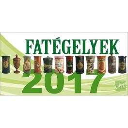 Asztali naptár 2017