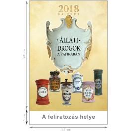 Fali naptár 2018